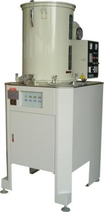 GARLIC PEELING MACHINE - Vegetable Processing